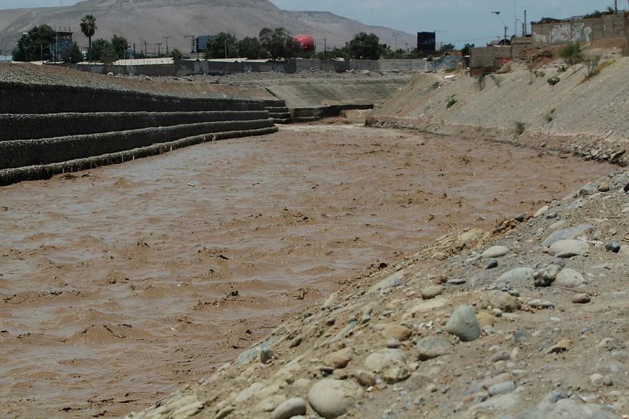 Alerta Amarilla para Atacama por lluvias y tormentas eléctrica