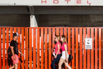 Turismo: alojamientos bajaron a -27,4% en noviembre