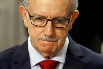 Ex general director de Carabineros Alberto Cienfuegos es asaltado en Providencia