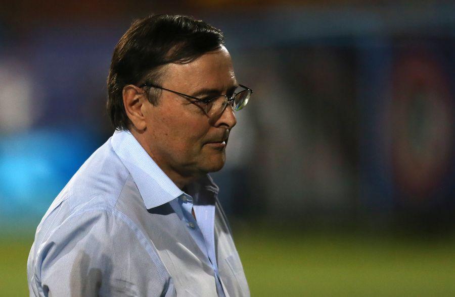 Jorge Segovia y la denuncia a la FIFA: