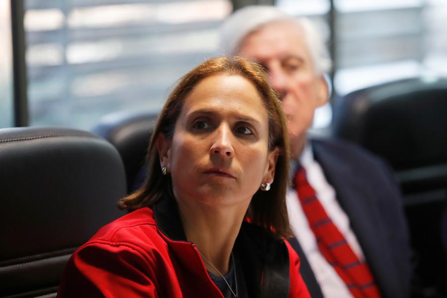 """""""Carolina Leitao critica labor del Congreso:"""