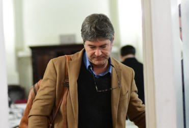 James Hamilton y Claudio Narea duraron nueve días en el Partido por la Dignidad