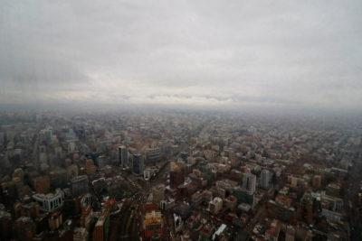 Meteorología confirma que nubosidad en Chile es consecuencia de los incendios en Australia