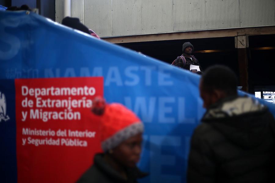 Extranjería afirma que baja de migrantes comenzó en mayo de 2019