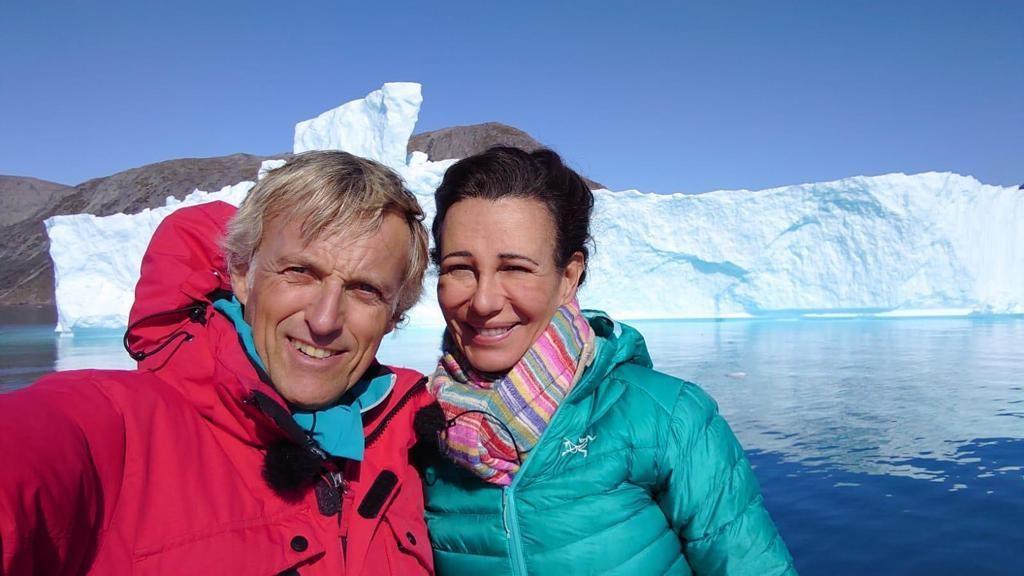 """""""Ana Botín grabó programa en Groenlandia y anunció las medidas de Santander para transitar hacia a una economía verde"""""""