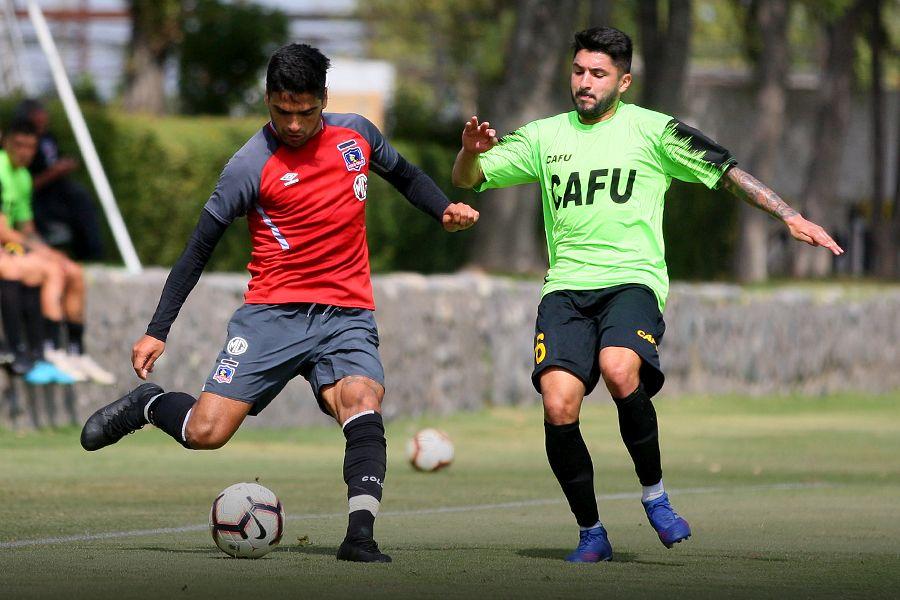 Colo Colo cae ante Coquimbo Unido en amistoso a puertas cerradas