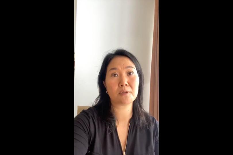 """Keiko Fujimori regresa a prisión por 15 meses: acusa """"venganza política"""""""