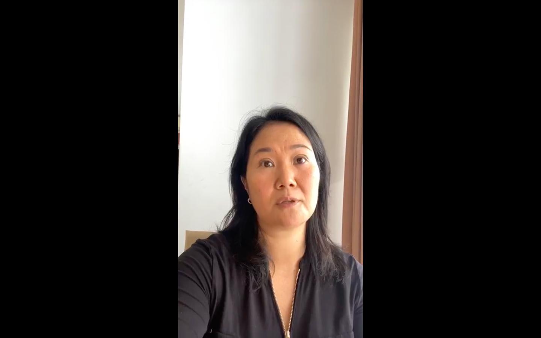 Keiko Fujimori regresa a prisión por 15 meses: acusa persecución política