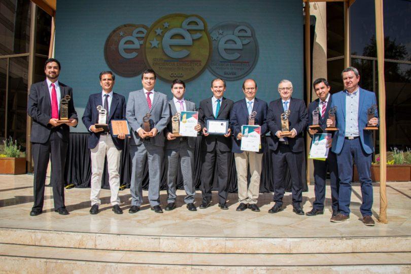 Ministro de Energía entrega Sello de Eficiencia Energética a CMPC