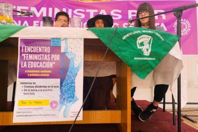 Coordinadora Feminista 8M se retira de Unidad Social y anuncia huelga