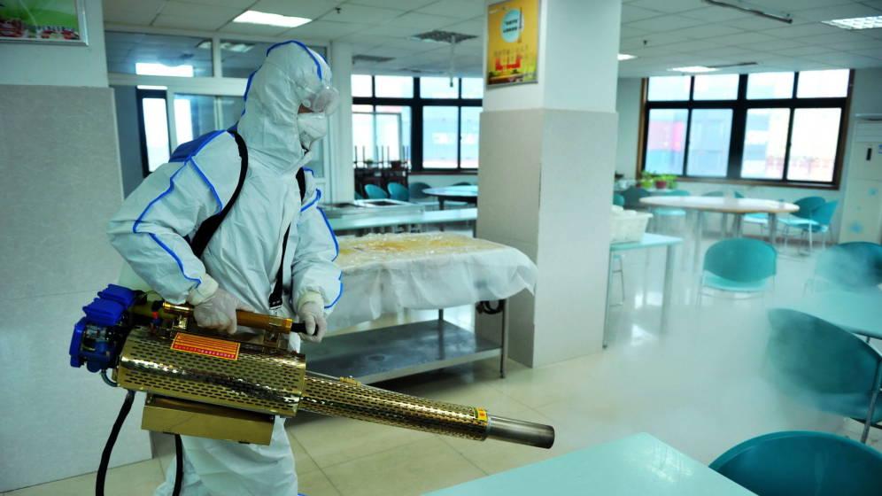 """""""Coronavirus: confirman que cinco chilenos residentes en Wuhan están en cuarentena"""""""