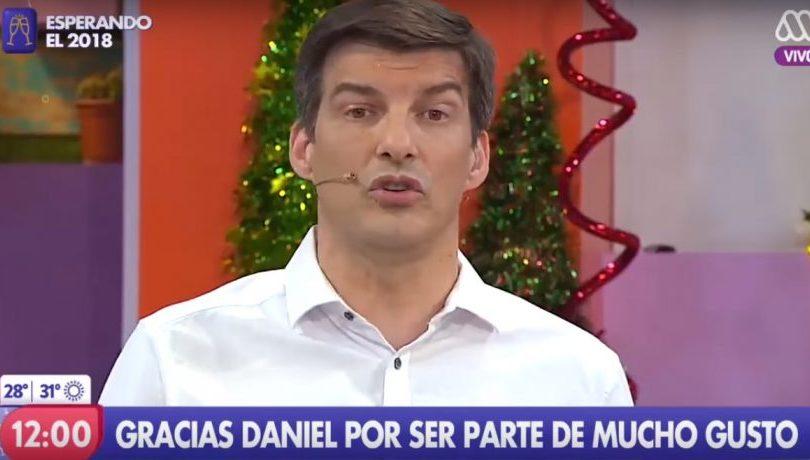 """Mega deberá indemnizar por despido injustificado a Daniel Stingo tras salida de """"Mucho Gusto"""""""