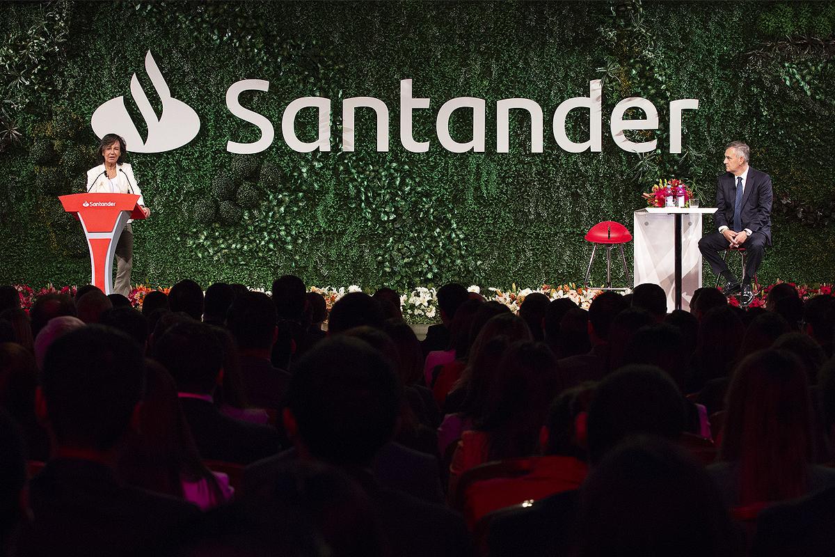 Bloomberg 2020: Banco Santander lidera Índice internacional de Igualdad de Género