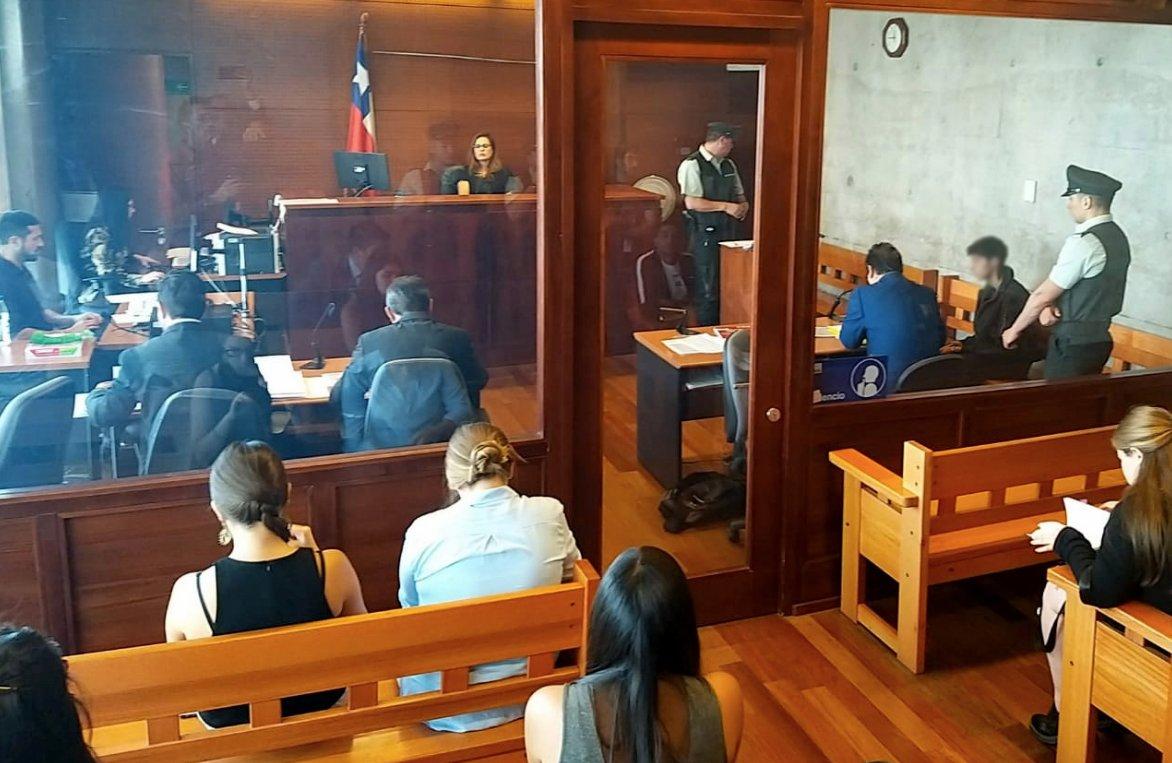 Menor acusado del homicidio de un carabinero en La Florida quedó con internación provisoria