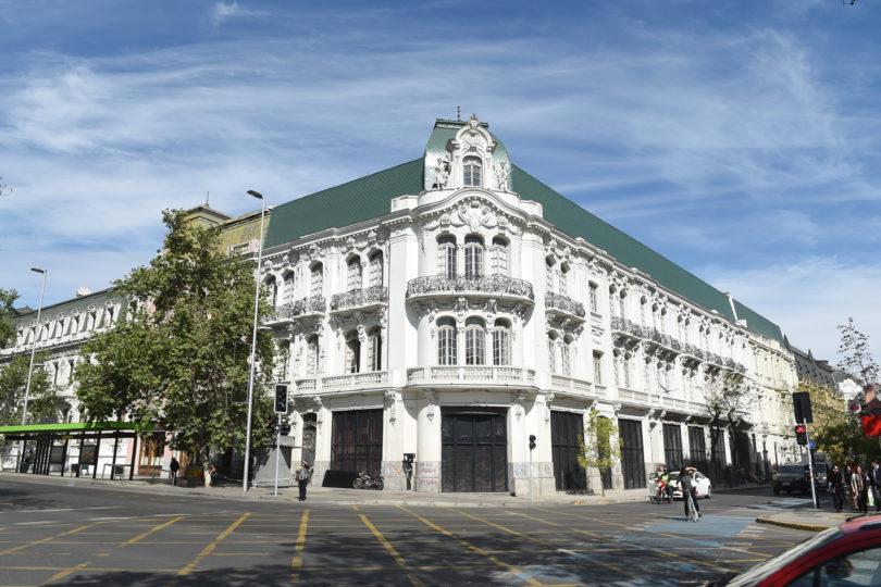 Restauran parte del emblemático Palacio Iñiguez de Santiago