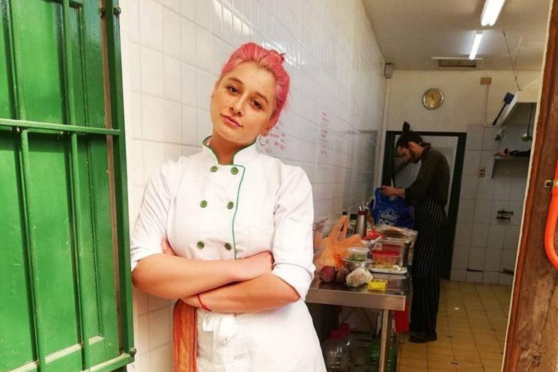 """Miel Blanca, ganadora de El Discípulo del Chef: """"El boom de los programas de cocina va a seguir y lo ratifica su éxito"""""""