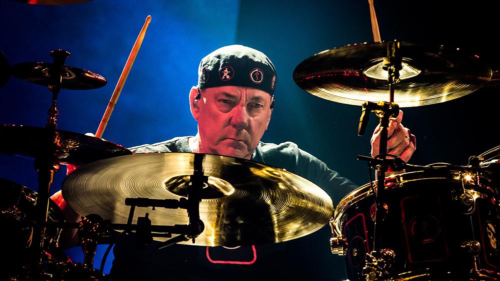 A los 67 años fallece Neil Peart, histórico baterista de Rush