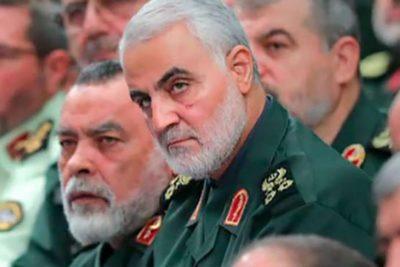 Operación general Qassem Soleimani