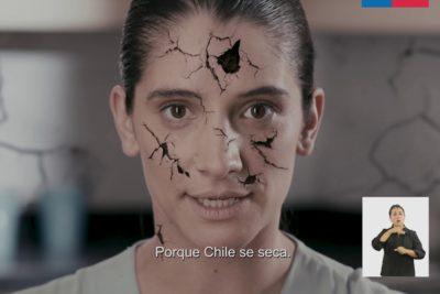 """MOP aclara supuesta copia de campaña """"Chile se está secando"""""""