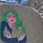 PDI detiene a turista italiana por rayado en Parque Nacional Torres del Paine