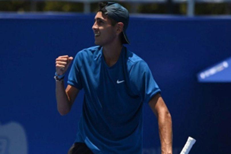 Alejandro Tabilo gana en su estreno en Australia y consigue su primer triunfo en un Grand Slam