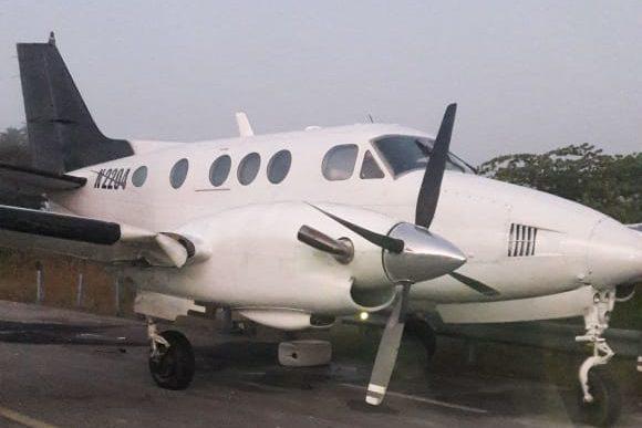 México: detienen avión que transportaba casi una tonelada de cocaína desde Argentina