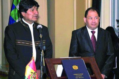 Detienen a ex ministro de Evo Morales por corrupción