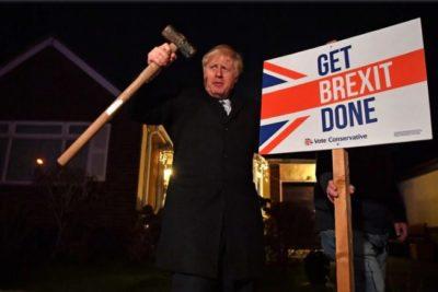 Parlamento británico aprueba definitivamente la salida del Reino Unido de la Unión Europea