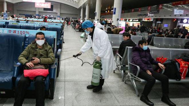 """Chileno que estaba en Wuhan: """"Tampoco sé si estoy con el coronavirus"""""""