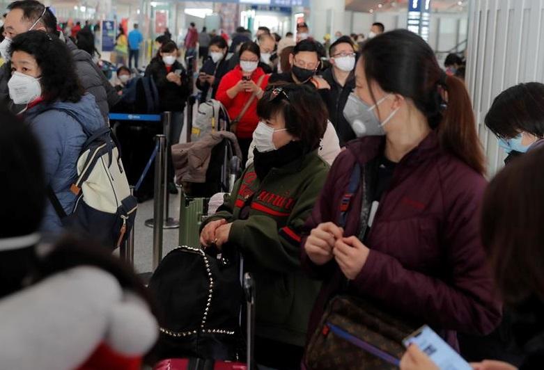 China confirma 769 nuevos casos en un día de coronavirus
