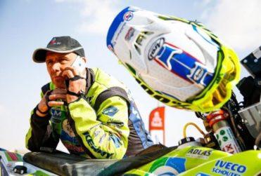 Dakar 2020 suma una nueva víctima: piloto holandés muere ocho días después de su accidente