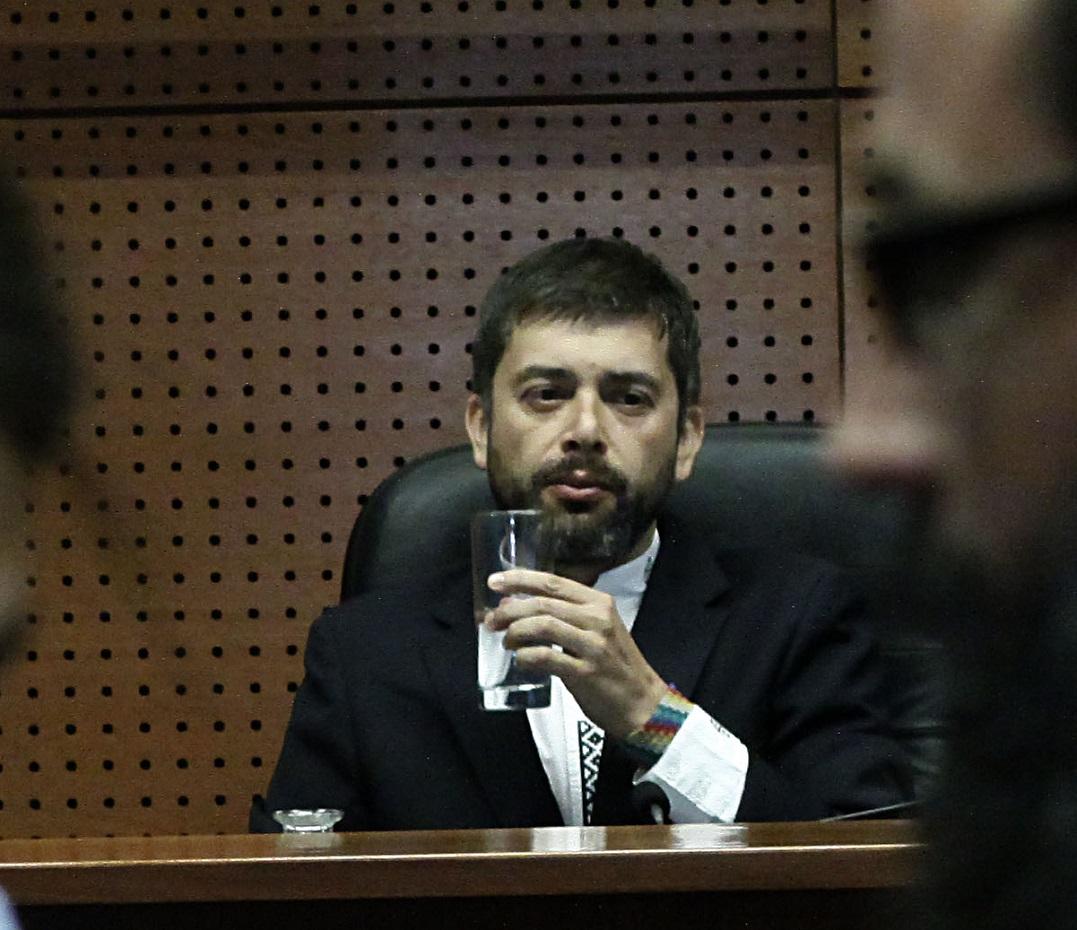 """""""El controvertido perfil del juez Daniel Urrutia y sus peleas en el Poder Judicial"""""""