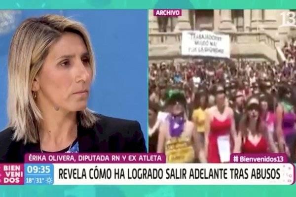 Declaraciones de Erika Olivera en el Bienvenidos fue lo más denunciado al CNTV en diciembre