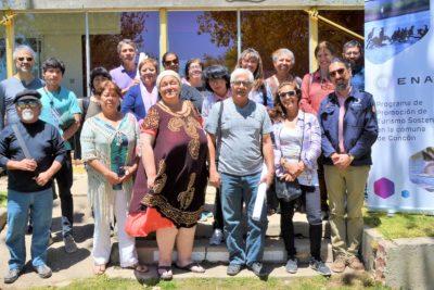 Empresarios, artesanos y pescadores buscan potenciar el turismo en Concón
