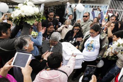 """Madre de Baltazar ante nuevo caso de bala perdida: """"Siempre los afectados vamos a ser los más pobres"""""""