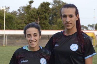 Equipo femenino incluye a la primera futbolista trans en Argentina