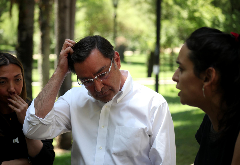Felipe Guevara tras acusación constitucional: