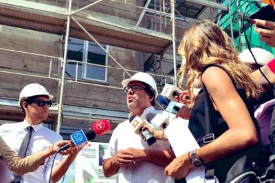 """Los requisitos para ser beneficiario de la """"inmobiliaria popular"""" de Recoleta"""
