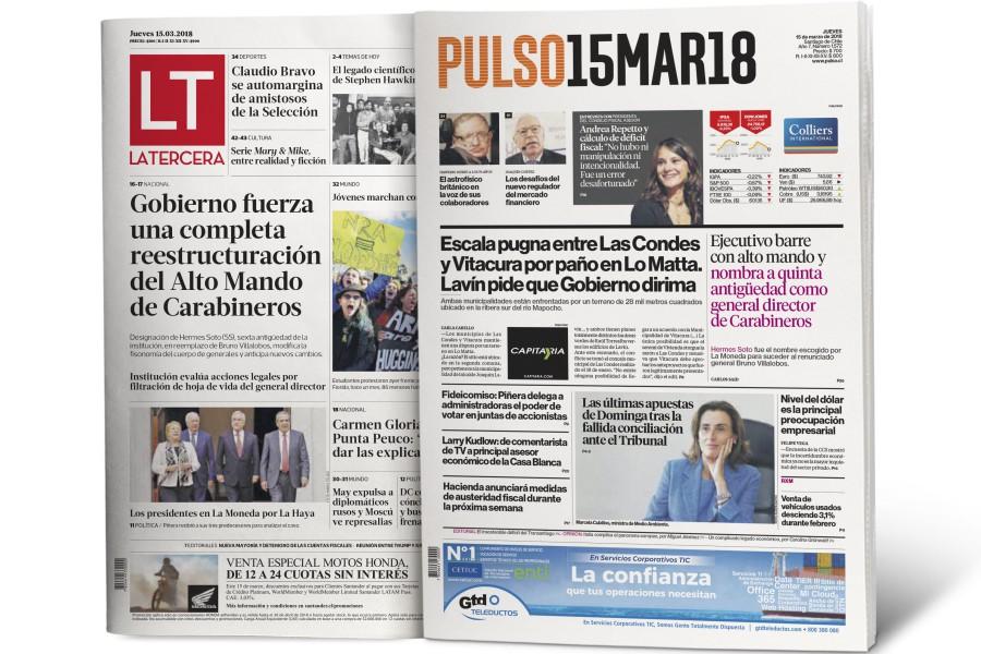 """""""Copesa cierra una semana negra para los medios de comunicación"""""""