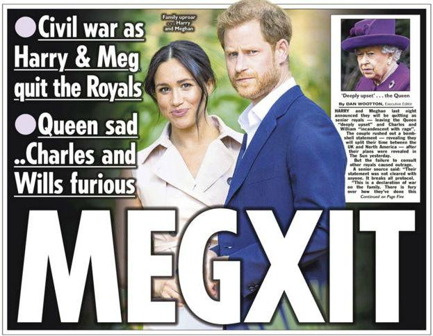 Megxit: Aseguran que Harry y Meghan cobraron un millón de dólares por su primera aparición pública