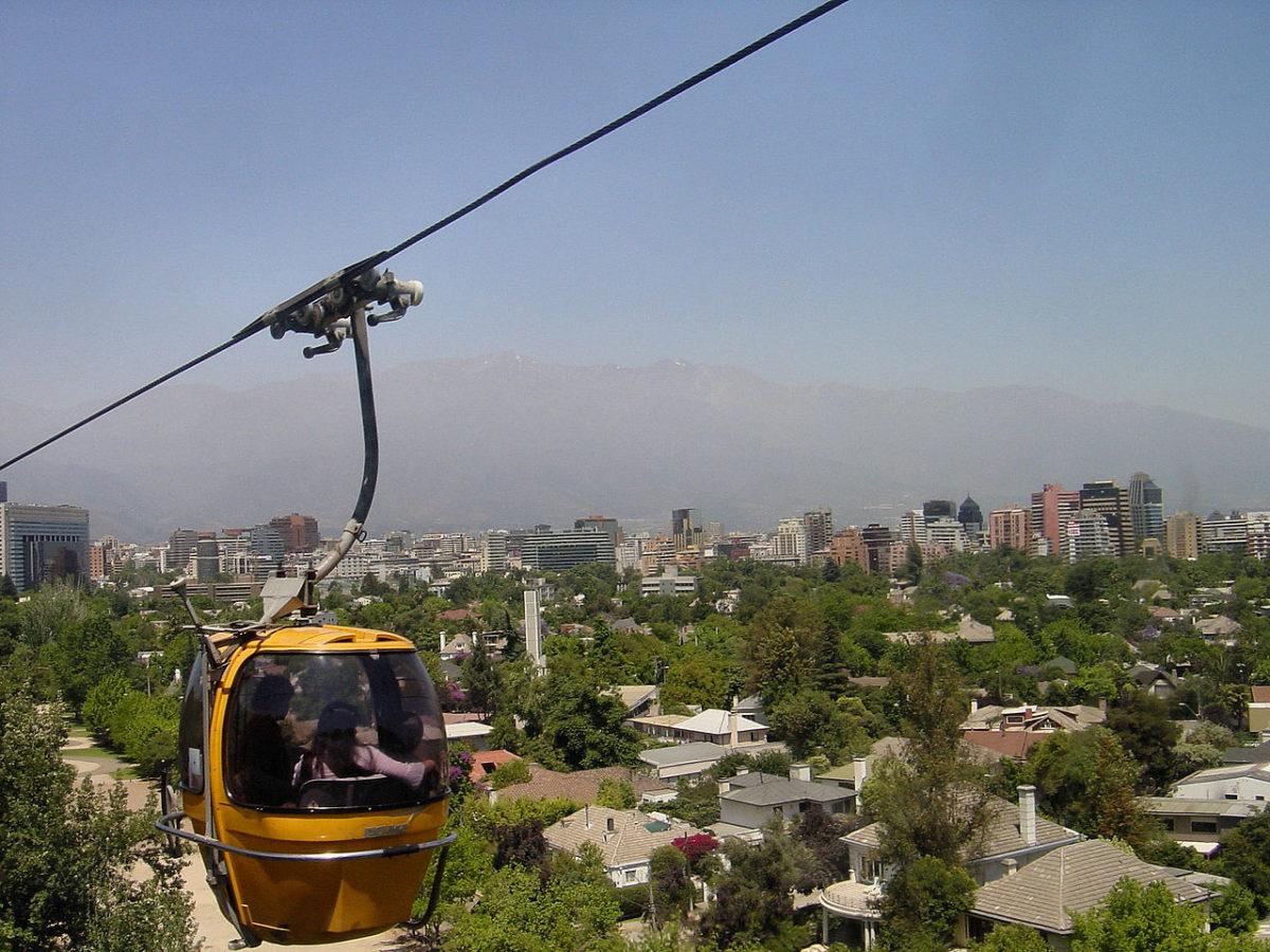 El Cerro San Cristóbal: el sitio ideal para compartir con las amistades y los niños