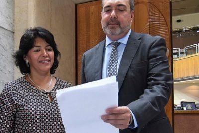 Senadores de oposición piden anular votación sobre reforma constitucional del agua