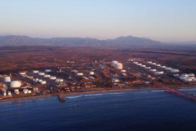 Terminal Marítimo de Quintero logra aprobación de la Armada para maniobra nocturna
