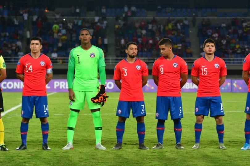 Preolímpico: La Roja busca su paso al cuadrangular final ante Colombia