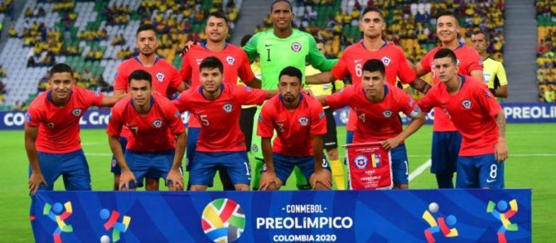 Con pocas figuras y falta de preparación: los problemas que enfrentó la Roja Sub 23 para llegar al Preolímpico