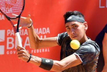 Alejandro Tabilo tiene horario para enfrentar a John Isner en Australia