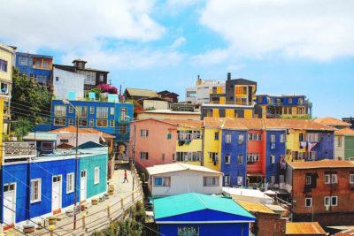 Diario de viaje: paseando por Valparaíso