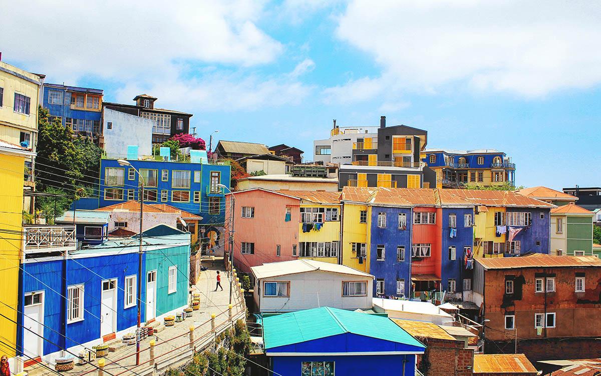 """""""Diario de viaje: paseando por Valparaíso"""""""