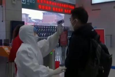 China advierte que coronavirus puede contagiarse sin síntomas