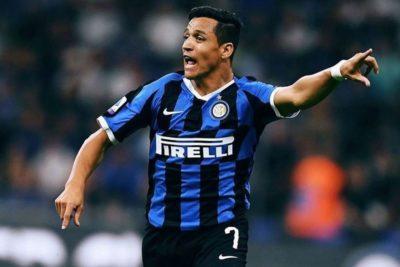 Serie A: Alexis Sánchez será titular en el clásico entre Inter y Milán